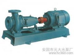 供应元大IS100-80-125清水泵IS清水泵电厂选矿